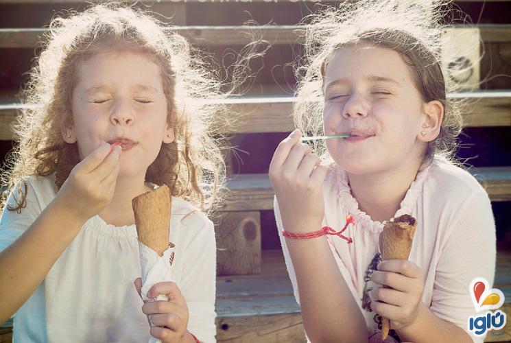 helados-iglu-niñas